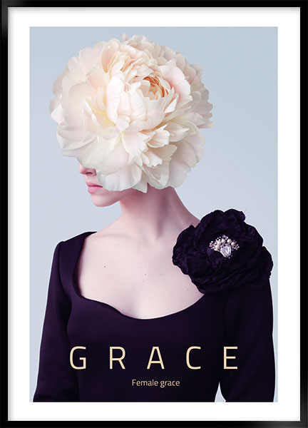 Poster - Grace