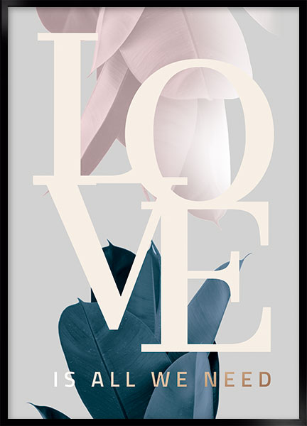 Poster - Love