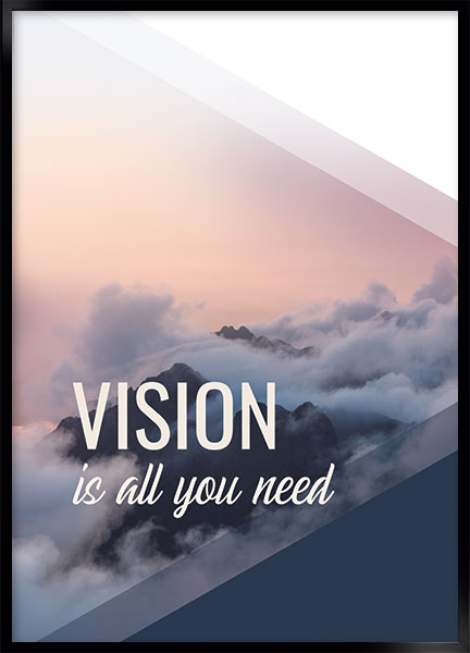 Poster - Vision