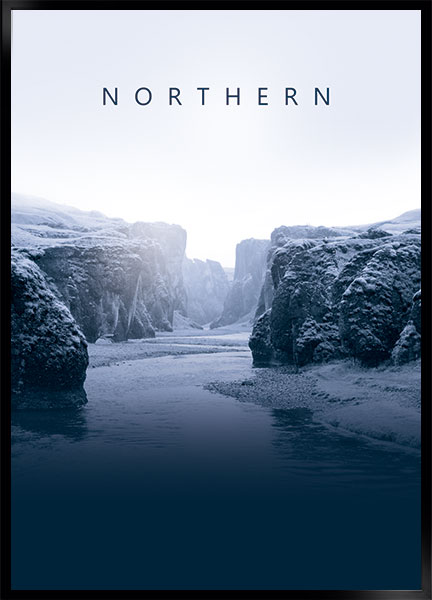 Poster - Northern