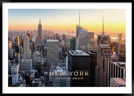 Poster - New York dreams